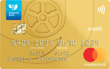 Yorkshire Bank Credit Card
